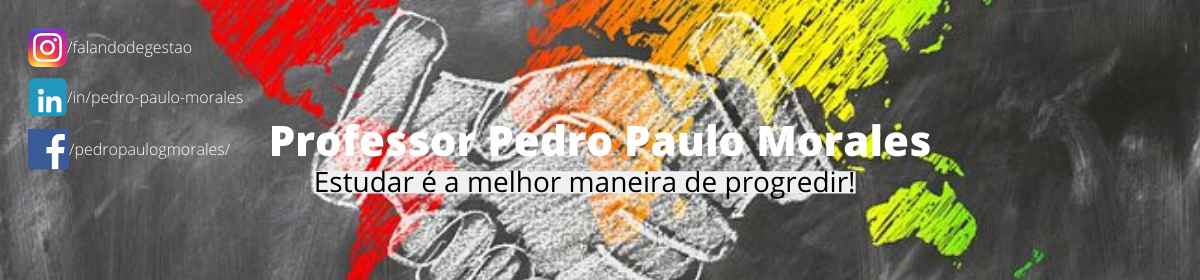 Professor Pedro Paulo Morales